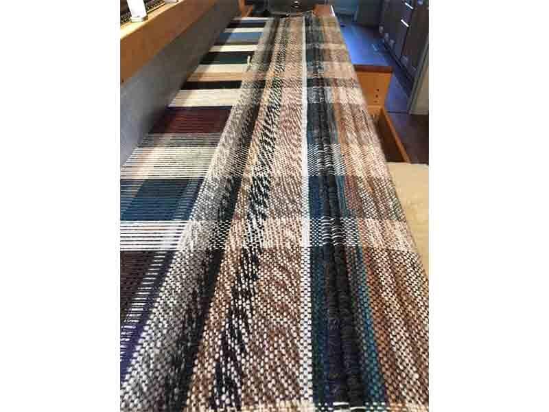 Creating textile art 1